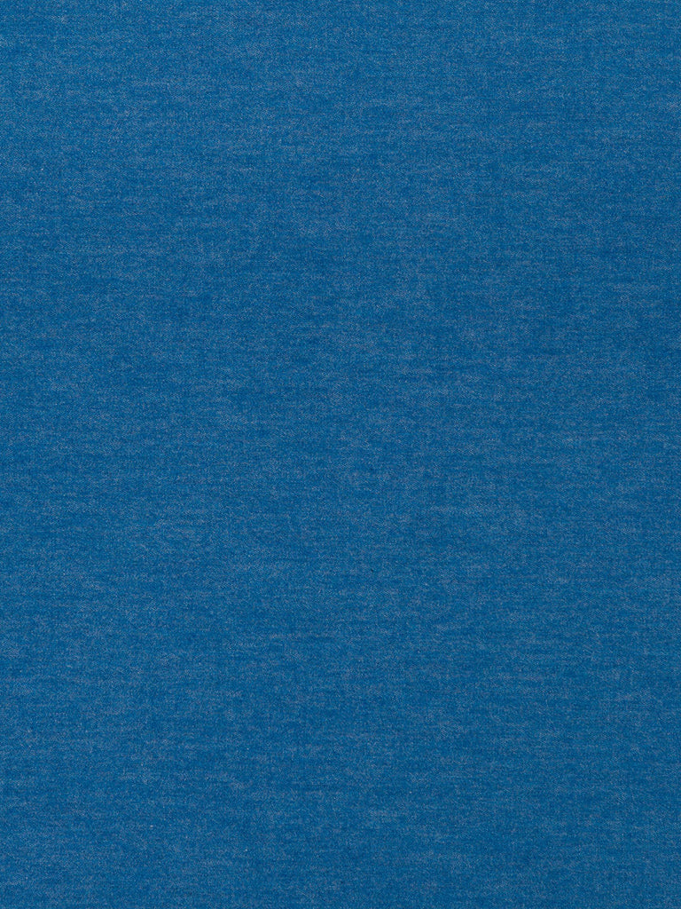 Plain - Soft Denim Blue Brushed Cotton