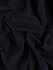 Navy Melange - Brushed Cotton Twill - Fabworks Online