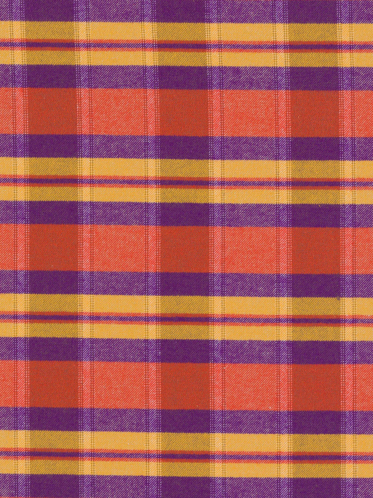 Autumn Plaid - Brushed Cotton Flannel - Fabworks Online