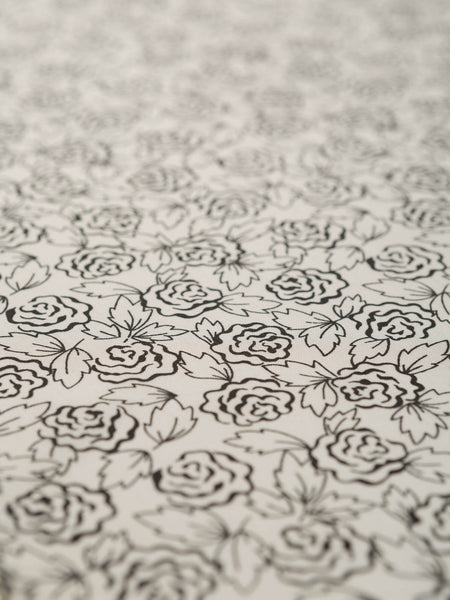 Mono Rose - Polyester Lining - Fabworks Online