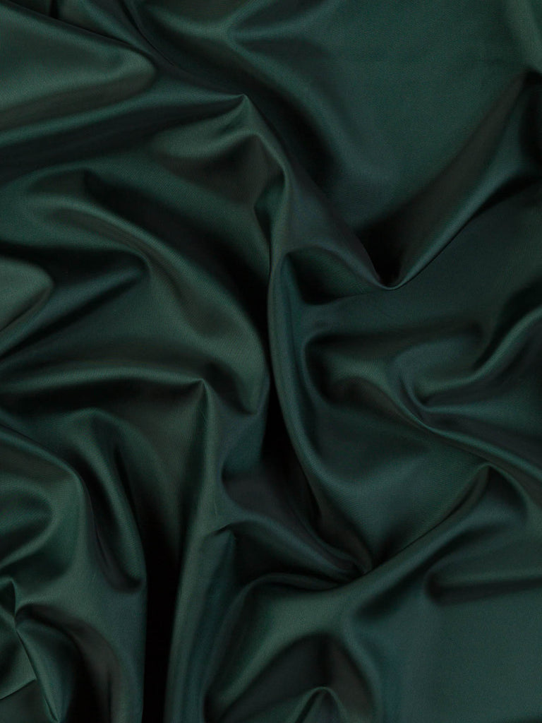 Racing Green - Polyester Lining - Fabworks Online