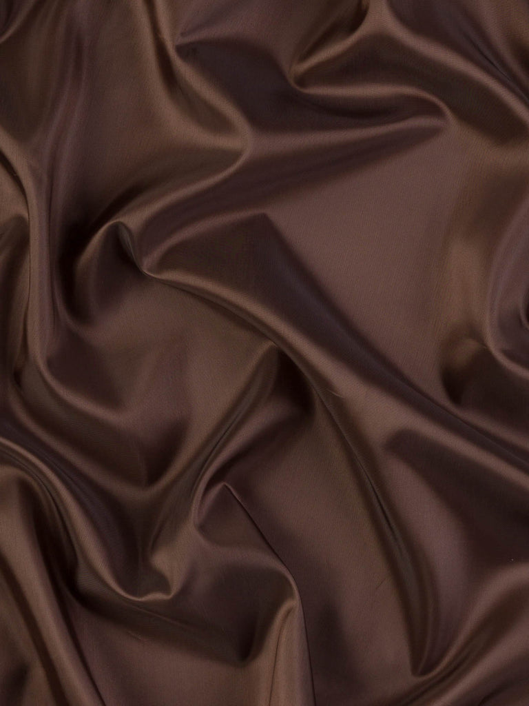 Dusty Chocolate - Polyester Lining