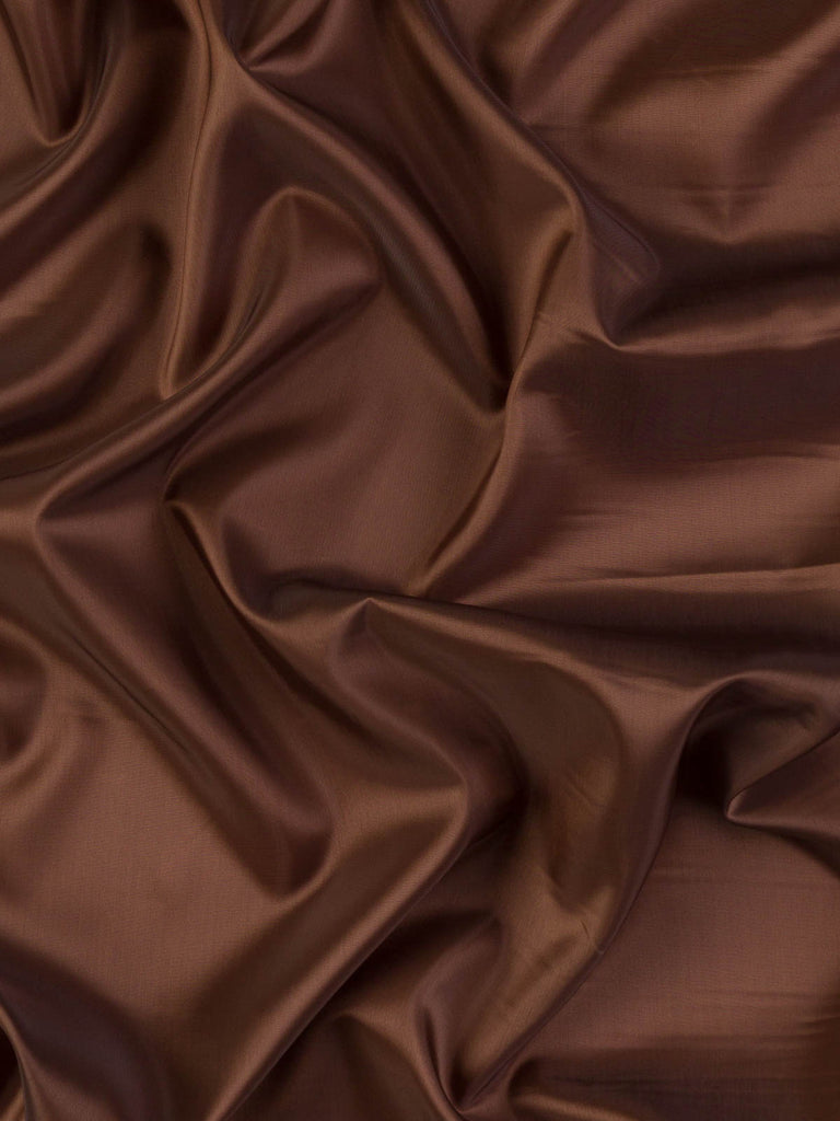 Coffee Bean - Polyester Lining - Fabworks Online