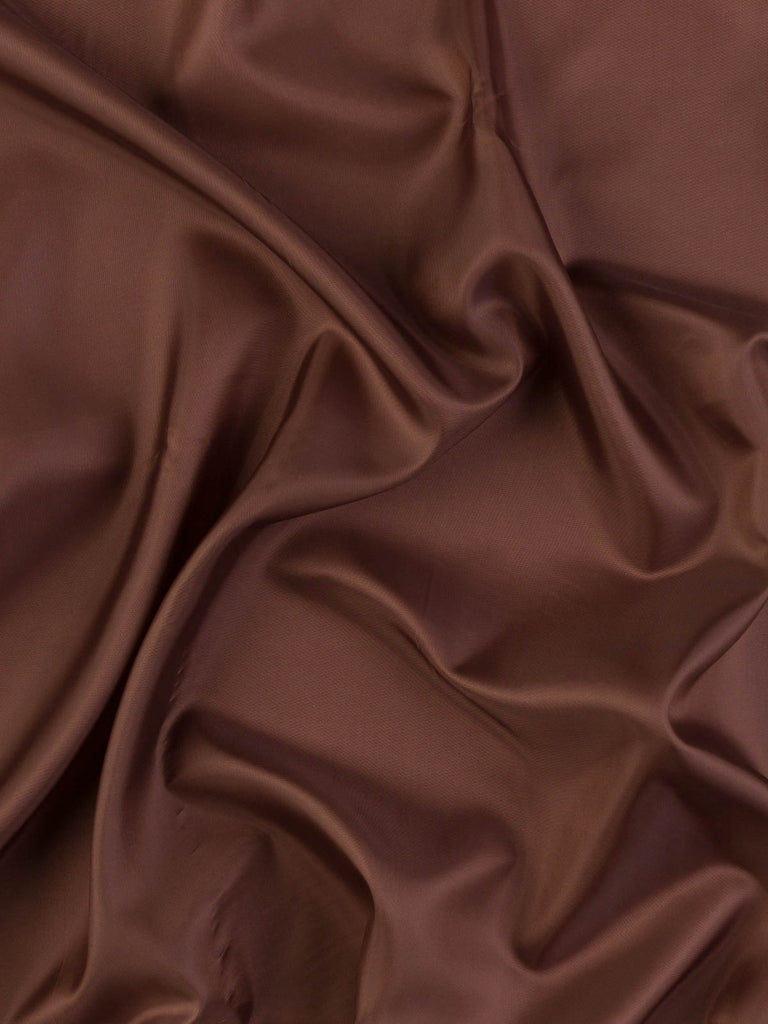 Chocolate Truffle - Polyester Lining - Fabworks Online