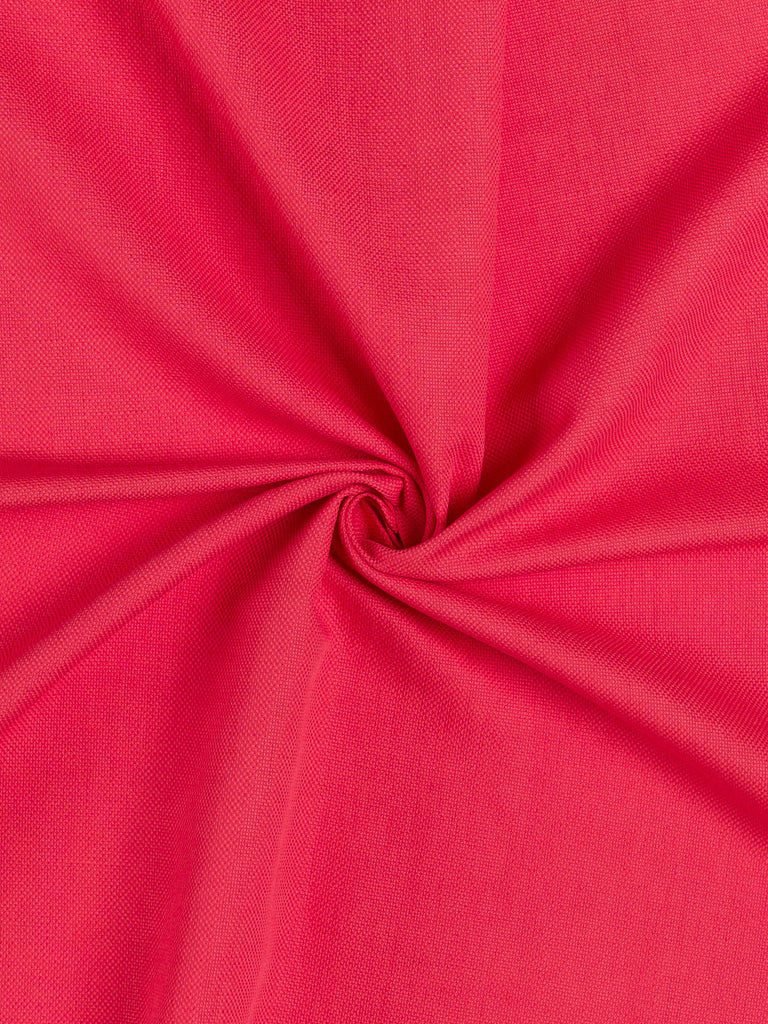 Soft Coral Pink Panama Cotton - Fabworks Online