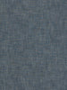Midnight Navy & Cream Chambray - Linen & Cotton - Fabworks Online