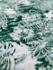 Greenery Tropical Ruffle Lace - Fabworks Online