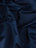 Navy Nocturne - Silky Twill (Linen & Cotton)