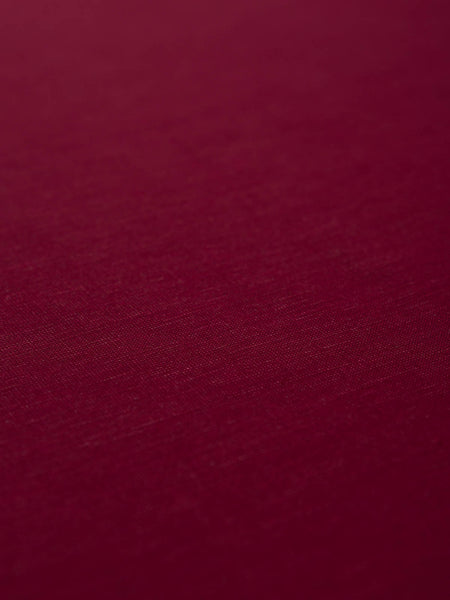 Cranberry Slubby Egyptian Cotton - Fabworks Online