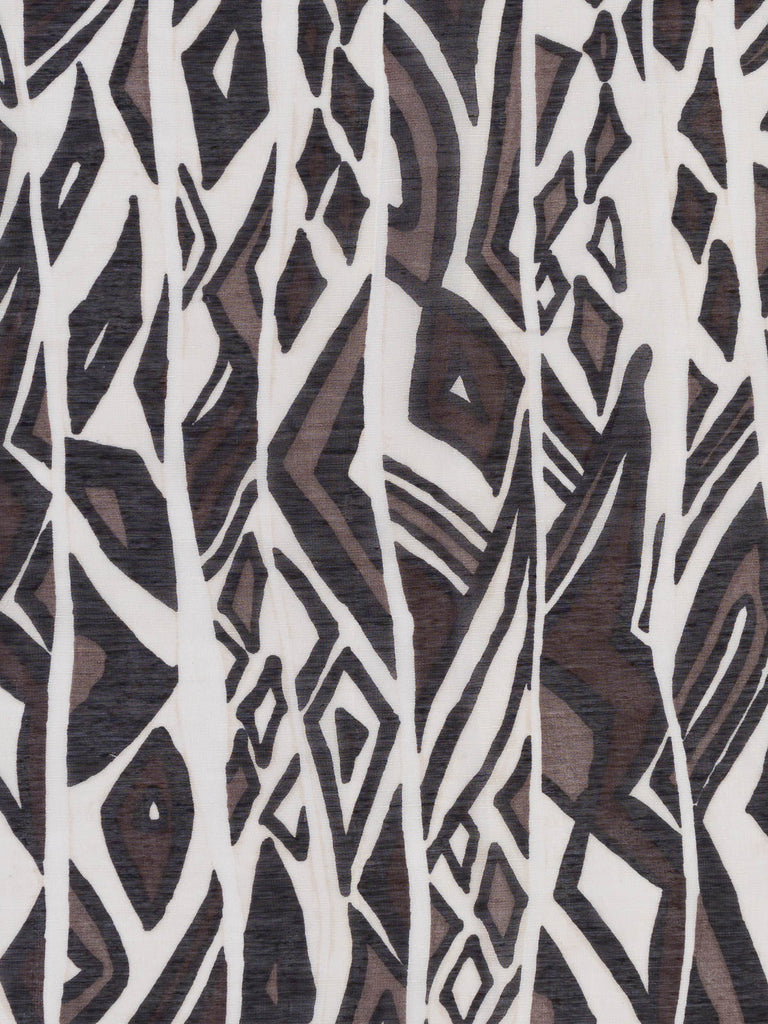 Tribal Voile - Linen & Rayon - Fabworks Online
