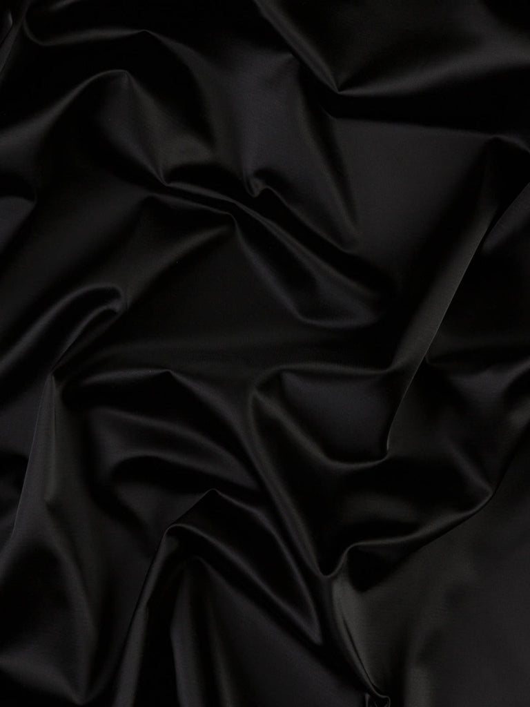 Black Jasper - Duchess Satin