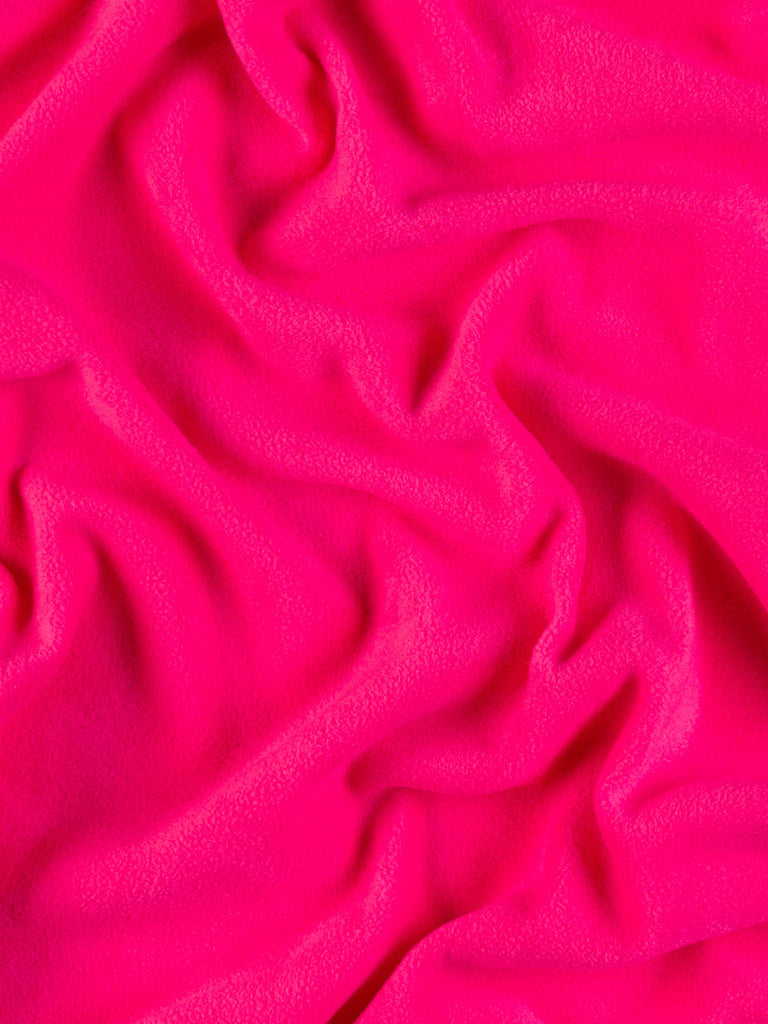 Bubblegum Pink - Polar Fleece