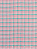 Dusky Pink Plaid - Linen and Cotton - Fabworks Online