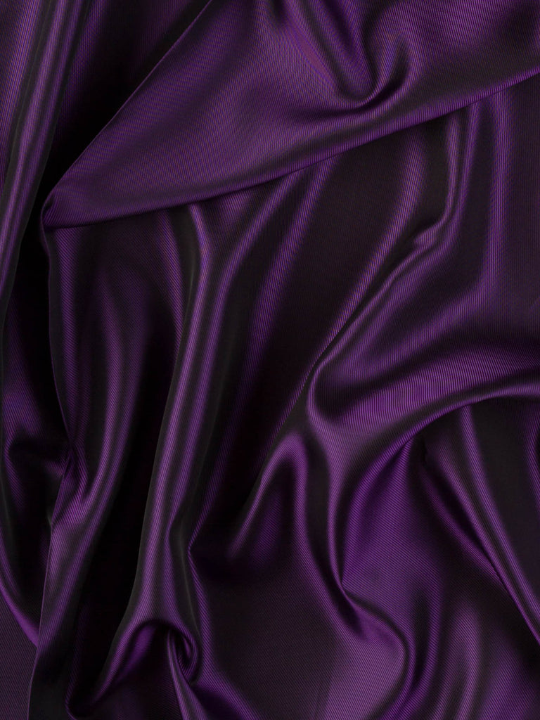 Amethyst Shot - Acetate and Rayon lining - Fabworks Online