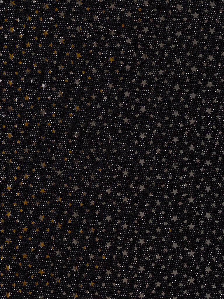 Starry Starry Night - Sequin Jersey - Fabworks Online