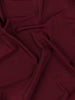 Black Cherry Shot Silk Satin - Fabworks Online