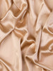 Golden Oyster - Luxurious Silk Satin