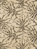 Molten Gold Floral Embroidered Silk - Fabworks Online