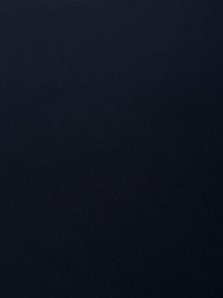 Darkest Navy - Stretch Twill - Fabworks Online