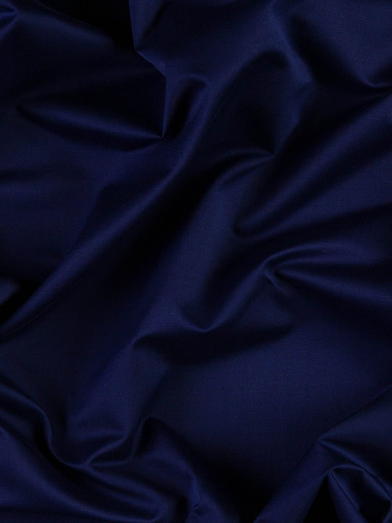 Blueberry Twill - Linen & Cotton