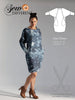 Geo Dress Pattern - Sew Different