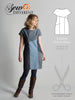 Essential Denim Dress Pattern - Sew Different