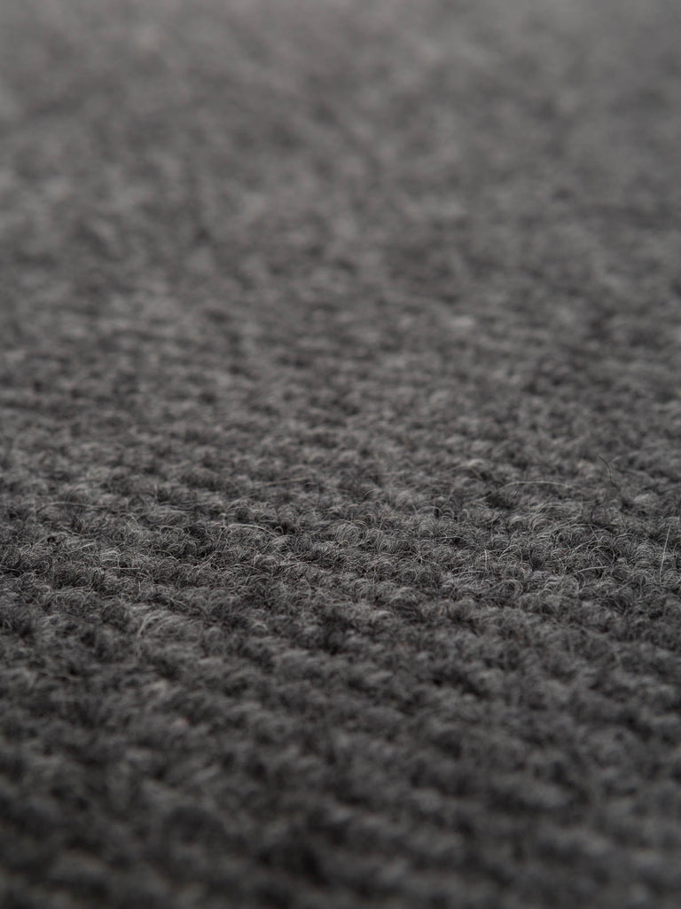 Smoke Signal - Wool/Mohair Twill - Fabworks Online