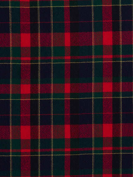 AVOCA Classic Plaid – Red - Fabworks Online