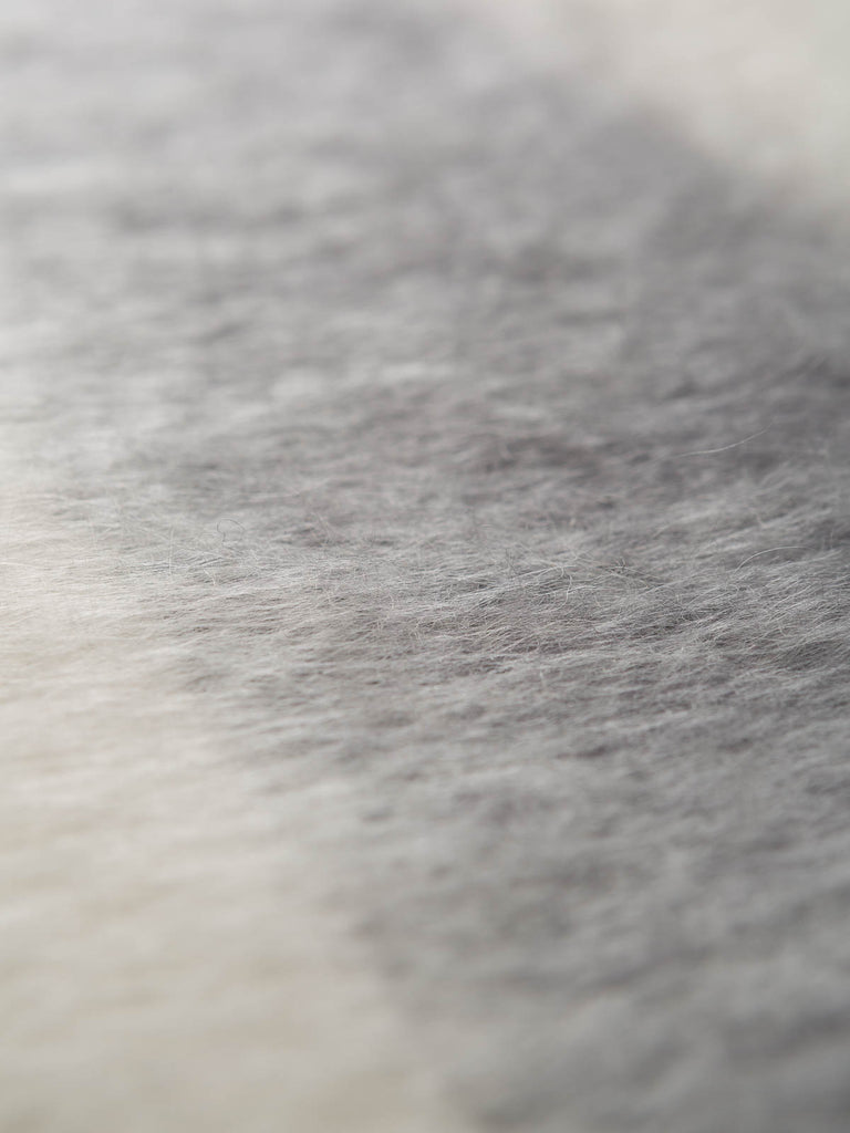 Early Morning Mist - Long Pile Mohair