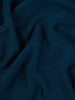 Darkest Deep Teal - 100% Virgin Wool Boiled Wool - Fabworks Online