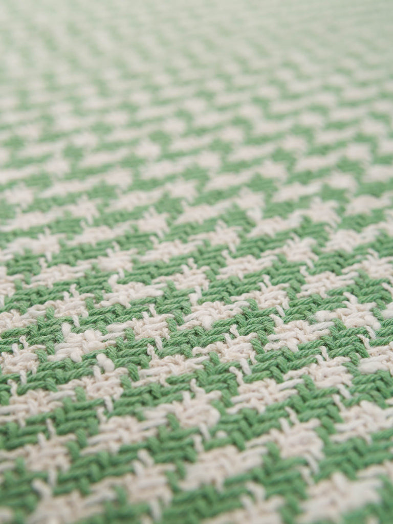 Mojito Houndstooth - Fabworks Online