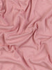 Mini Stripe - Dusky Pink - Organic Cotton Interlock - Fabworks Online