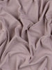 Mini Stripe - Lilac Cocoa - Organic Cotton Interlock