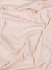 Mini Stripe - Soft Peach - Organic Cotton Interlock