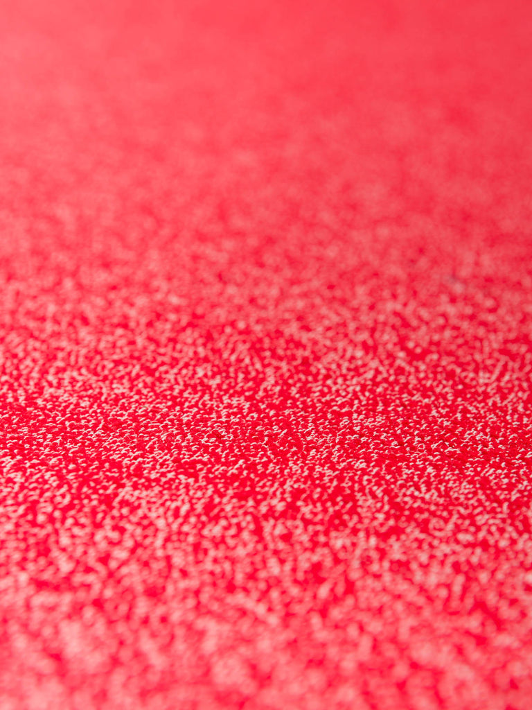 Speckle Crepe - Red Denim