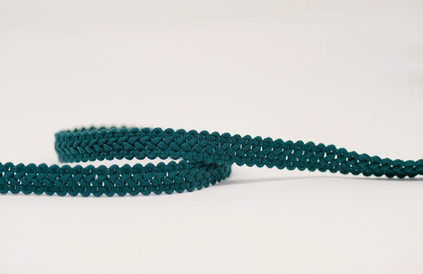Infinity Braid - Emerald