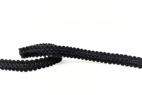 Infinity Braid - Black