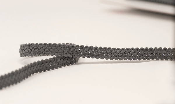 Infinity Braid - Grey