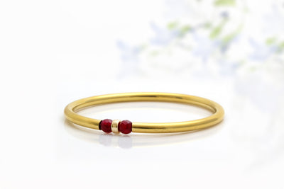 Copy of 14k gold bracelet,garnet bracelet,birthstone charm bracelet,beaded bracelet,gold bangle bracelet,gold filled tube