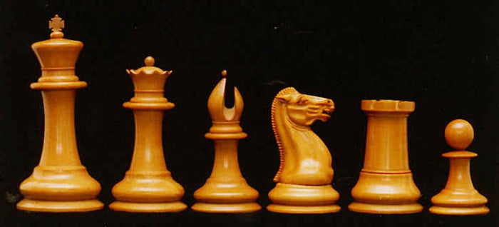 Chess Sets Made From Wood Are Perfect For Players