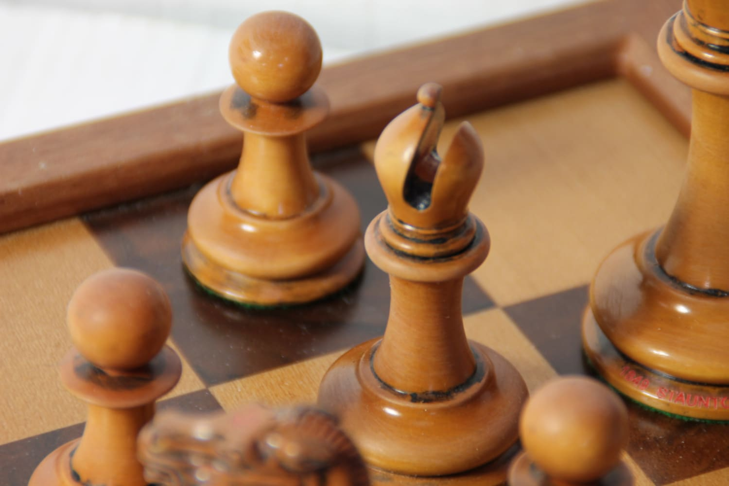 Chess Boards for match Analysis