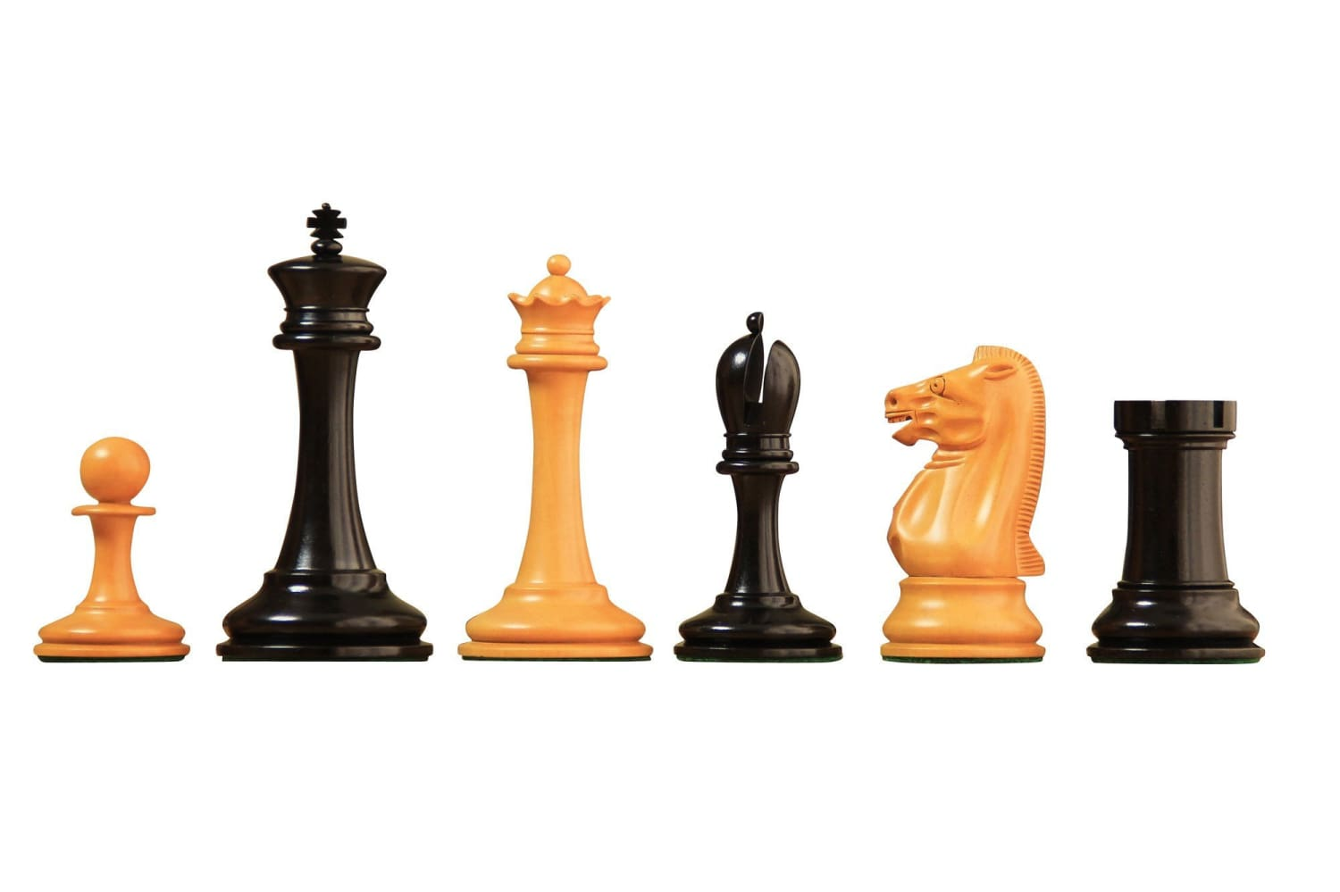 B & C Company Chess Set Reproduction
