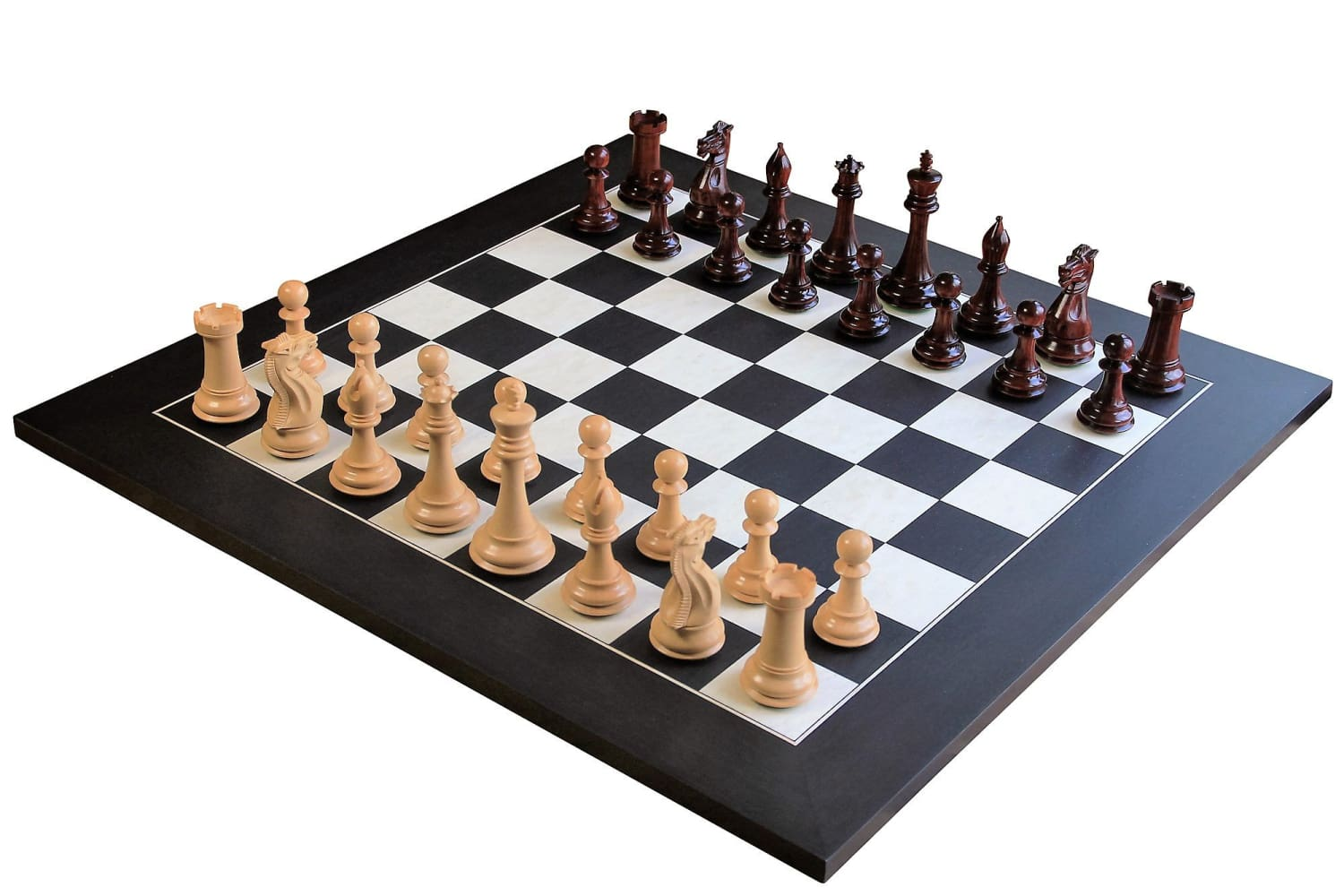 Luxury Chess Sets, Chessboards, Boxes Favourites at Official Staunton
