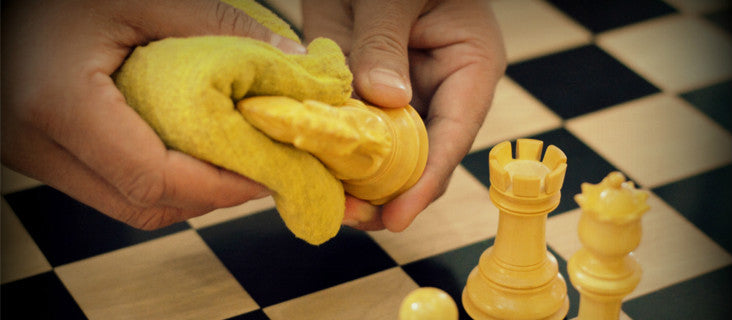 Handy Tips to Help Keep Your Chess Set in Prime Condition