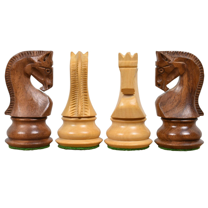 How to Carve Wood Chess Pieces