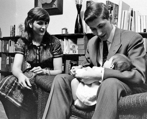 bobby fischer with his mother and half sister