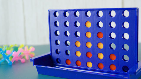 connect 4 classic board game