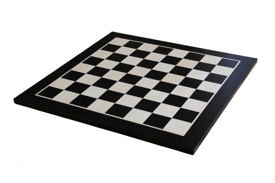 "15.75"" Classic Economy Anegre Chess Set Combination - Official Staunton™"