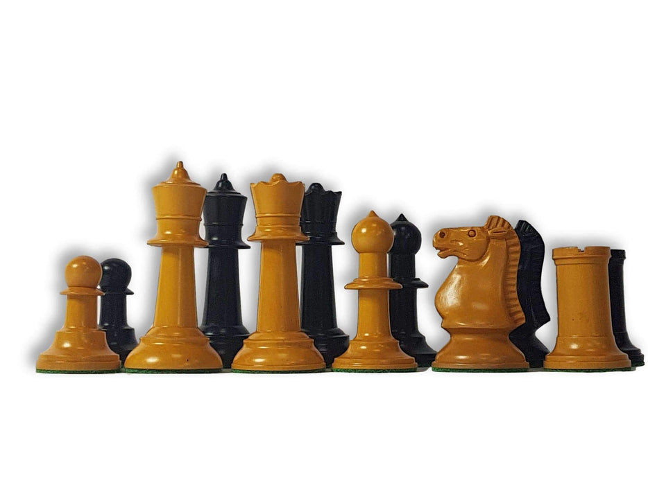 1962 Varna Olympiad Reproduction Chess Pieces - Chess Set