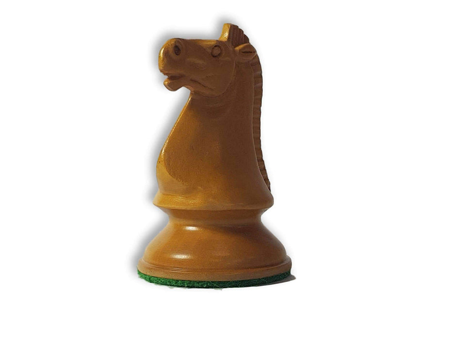 Bulgarian Varna Olympiad Antique & Black Chess Pieces - Official Staunton™